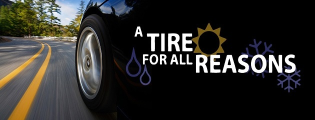 A tire for All Reasons